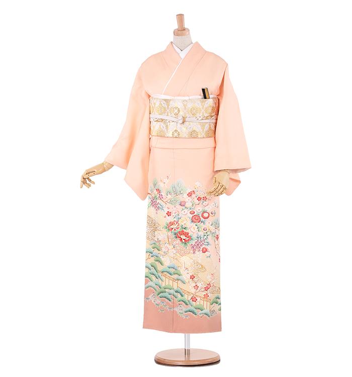 B1 色留袖 ¥14,800+税