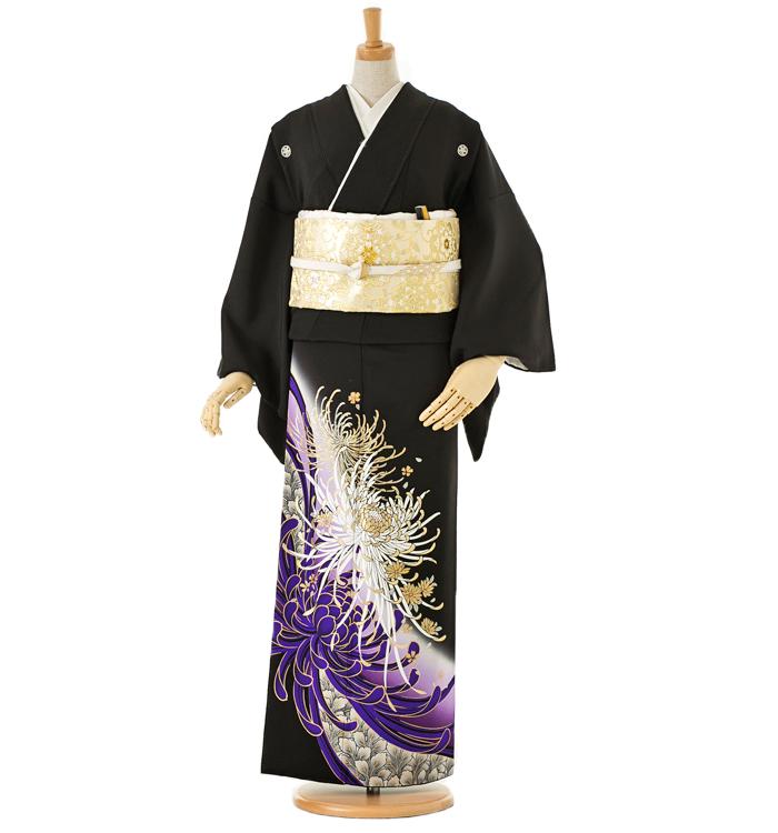 D3 黒留袖 ¥24,800+税