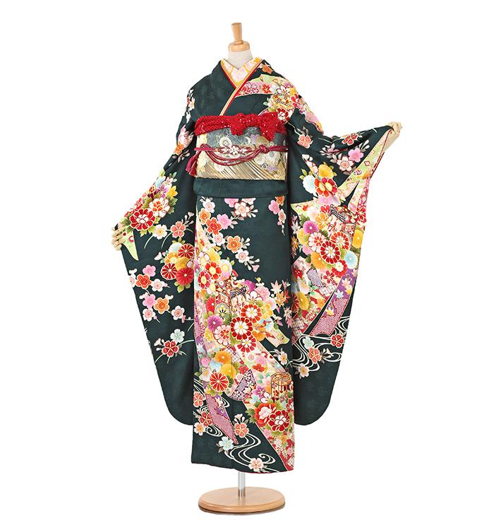 D1 振袖 ¥24,800+税