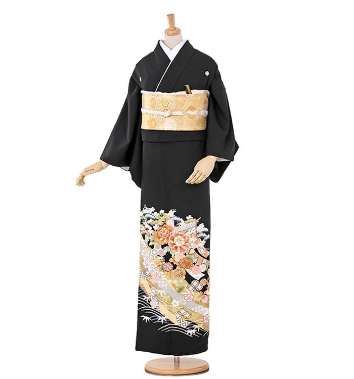 H1 黒留袖 ¥44,800+税