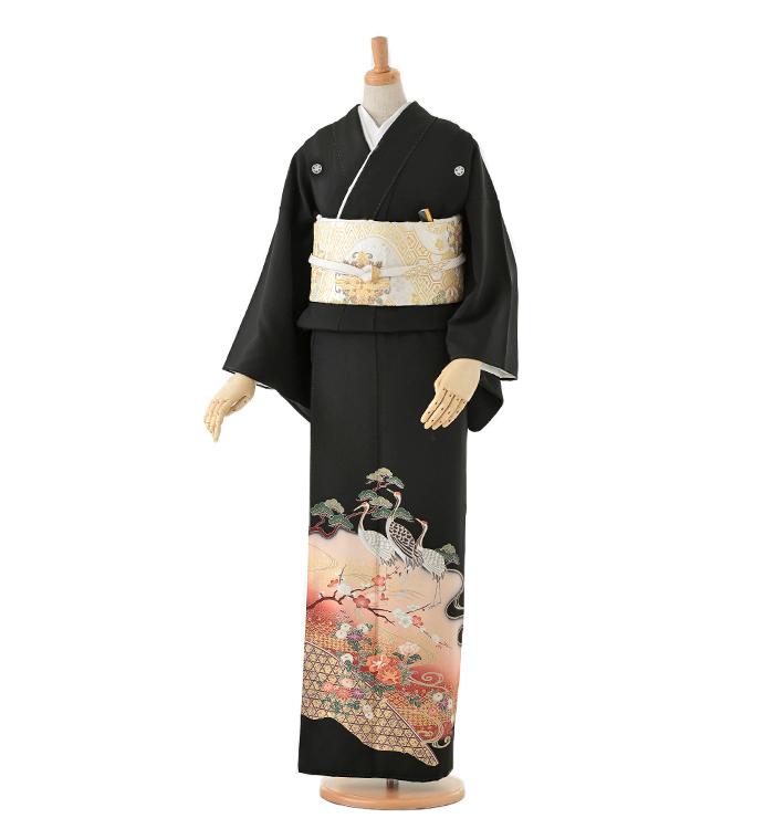 A4 黒留袖 ¥9,800+税