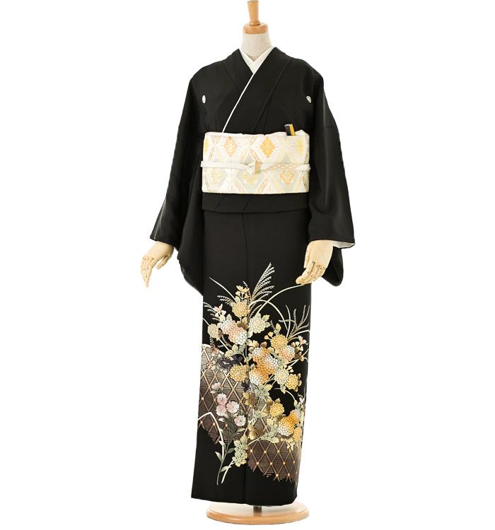 i1 黒留袖 ¥49,800+税