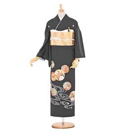 A2 黒留袖 ¥9,800+税