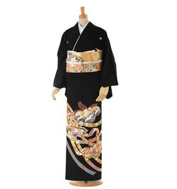 E4 黒留袖 ¥29,800+税