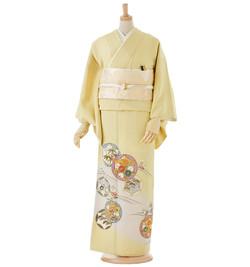 A2 色留袖 ¥9,800+税