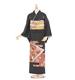 C4 黒留袖 ¥19,800+税
