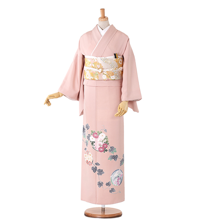 E4 色留袖 ¥29,800+税