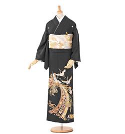 A1 黒留袖 ¥9,800+税