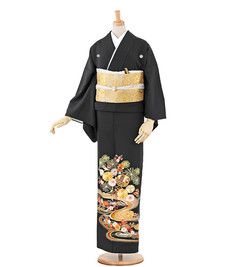E1 黒留袖 ¥29,800+税