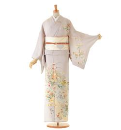 C1 訪問着 ¥19,800+税 7〜8月着用のお着物です。