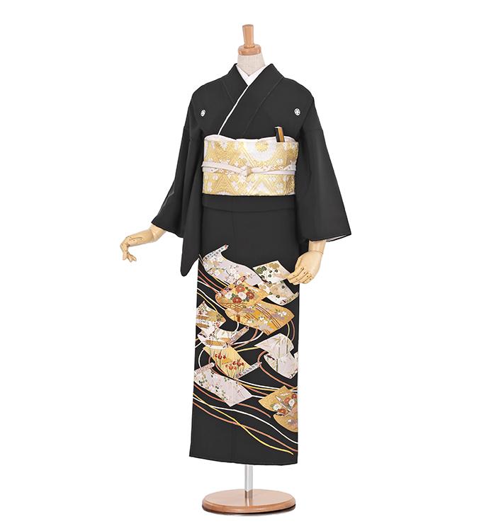 B2 黒留袖 ¥14,800+税
