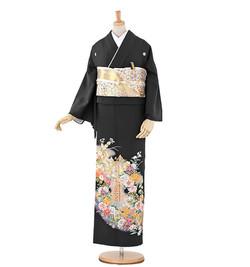 D1  黒留袖 ¥24,800+税