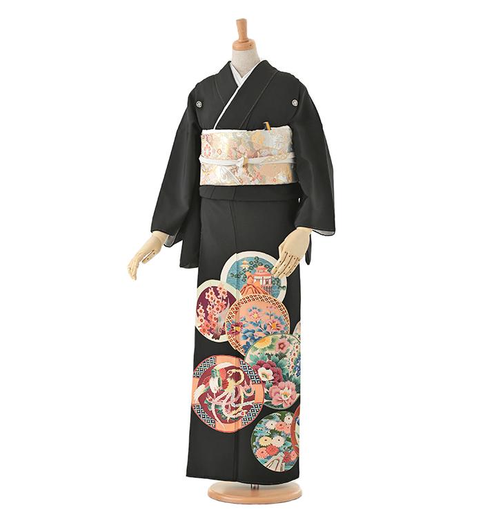 G4 黒留袖 ¥39,800+税