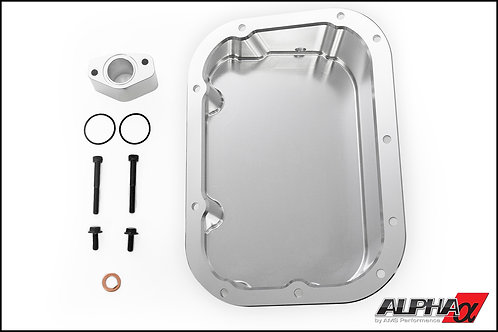 ALPHA Nissan GT-R CNC Billet VR38 Oil Pan