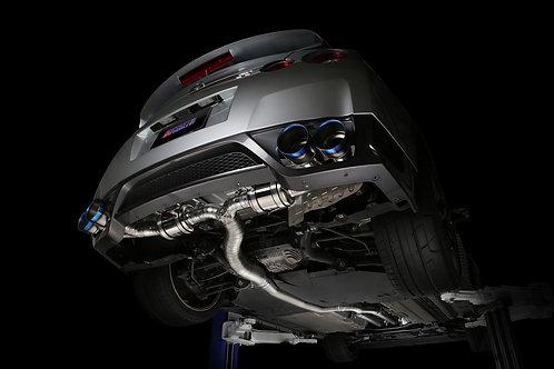 Tomei Expreme Ti titanium exhaust