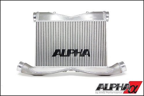 2012-2017 Alpha Performance R35 GT-R Race Front Mount Intercooler Upgrade