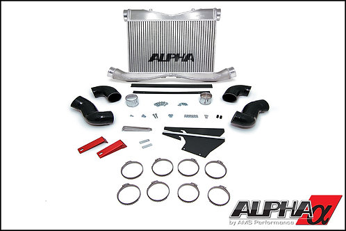 2009-2011 Alpha Performance R35 GT-R Race Front Mount Intercooler Upgrade