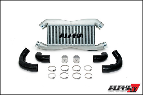 Alpha Performance R35 GT-R Front Mount Intercooler 2009 and up