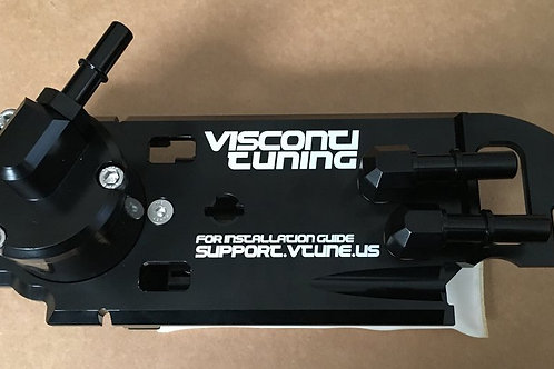 Visconti GTR Factory Fuel System Upgrade drop-in