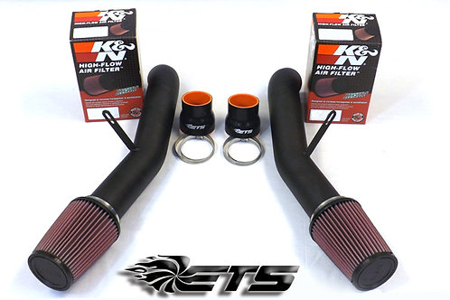 ETS 2009 - 2015 Nissan GTR (R35) Twin Turbo Air Intake Kit