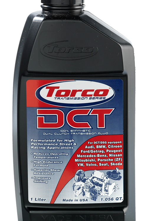 DCT Dual Clutch Transmission Fluid (case of 12 liters)