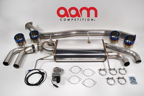 AAM Competition GT-R 90mm Premium Adjustable Exhaust