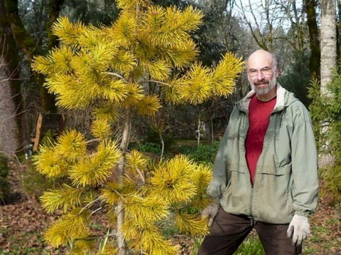 May talk: 'Developing a Sunny New Garden on Seven Acres on an Island Surrounded by a Creek'