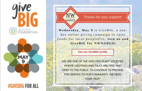 GiveBIG for the Northwestern Chapter of NARGS!