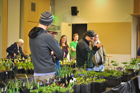 2019 Annual Spring Plant Sale - Mark Your Calendar!