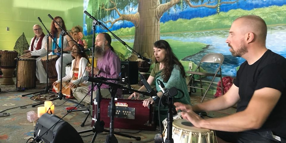 Kirtan with The Mas and The Babas