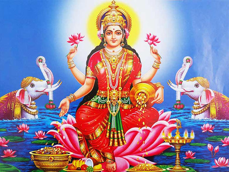 Mantras for Lakshmi