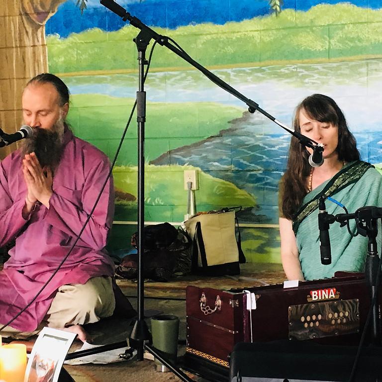 Bhakti Yoga Weekend Retreat: Awakening Love & Devotion