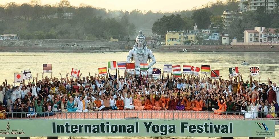 India Yatra (Pilgrimage)