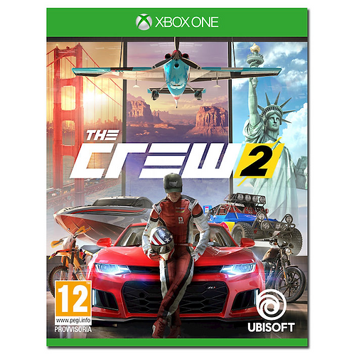 PREVENDITA The Crew 2 - XBOX ONE