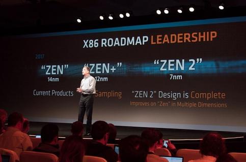 AMD: In arrivo la seconda generazione di Ryzen