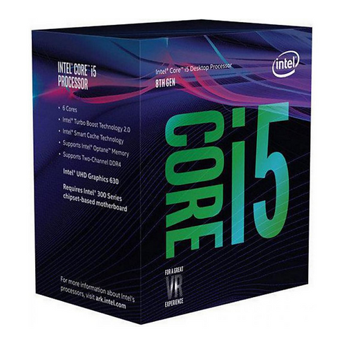 Intel Core ® ™ i5-8600K Processor (9M Cache, up to 4.30 GHz) 3.6GHz 9MB Cache in