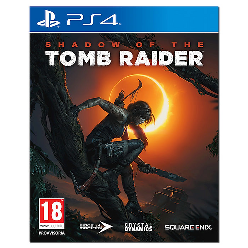 PREVENDITA - Shadow of the Tomb Raider - PS4