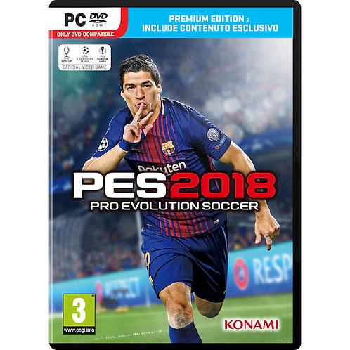 PES 2018 - Pro Evolution Soccer (Premium Edition) - PC