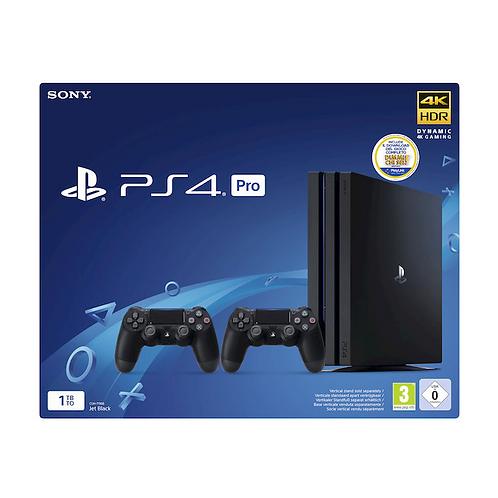 SONY PS4 Pro 1TB + DualShock 4 + Dimmi chi sei (voucher)