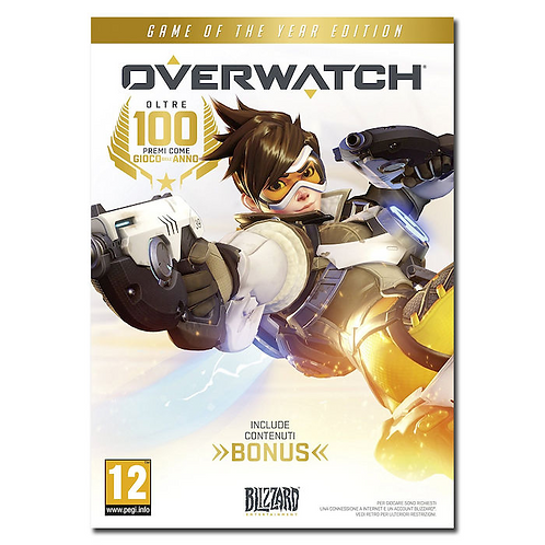 Overwatch Goty (Game of the Year) - PC