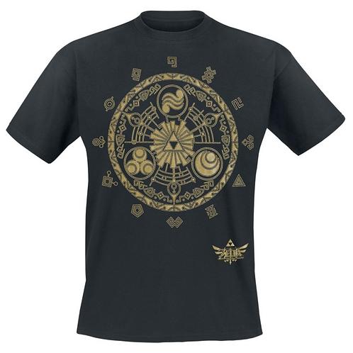 Triforce Crest T-Shirt - The Legend of Zelda