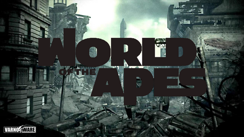 World of the Apes