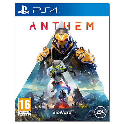 PREVENDITA Anthem - PS4