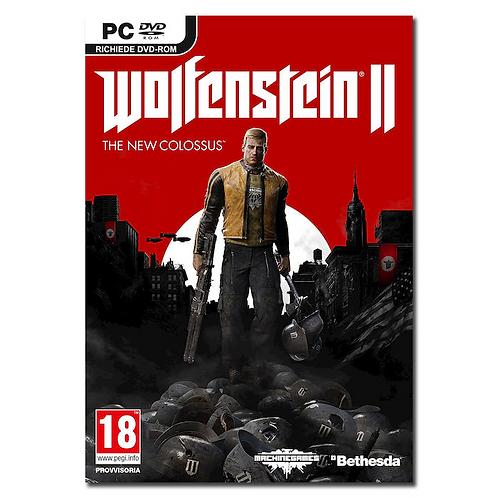 Wolfenstein 2 - The New Colossus - PC
