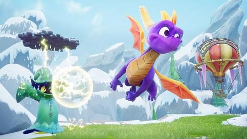 Spyro: Reignited Trilogy, spuntato il trailer nella versione Switch di Crash Bandicoot N. Sane Trilo