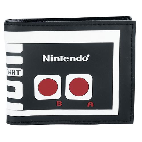 Controller Portafoglio Nintendo