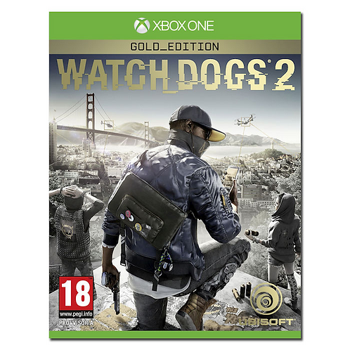 Watch Dogs 2 (Gold Edition) - XBOX ONE