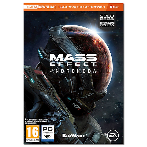 Mass Effect: Andromeda Deluxe_Edition - PC