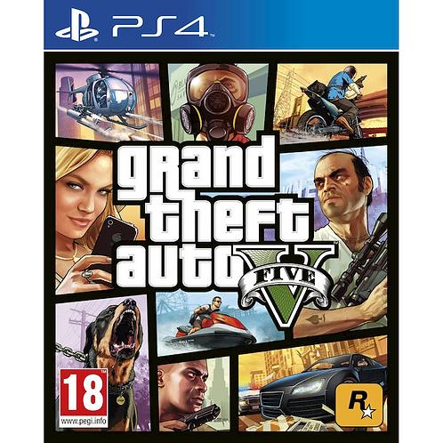 GTA 5 Grand Theft Auto 5 - PS4