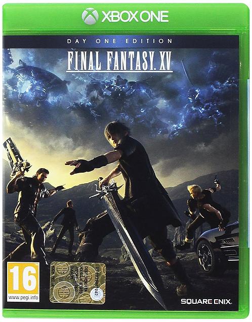 Final Fantasy XV - Edizione Day One - Xbox One